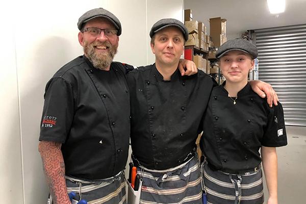 Member spotlight: Everett Butchers